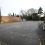 Car Park at Margaretting Village Hall