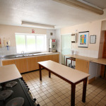 Kitchen at Margaretting Village Hall